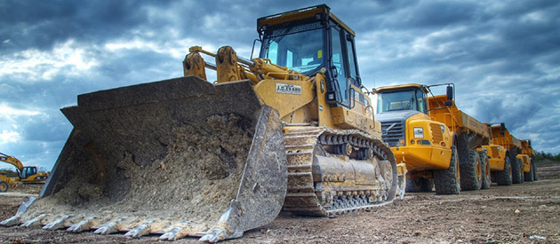 5 awesome construction and mining equipment vehicles